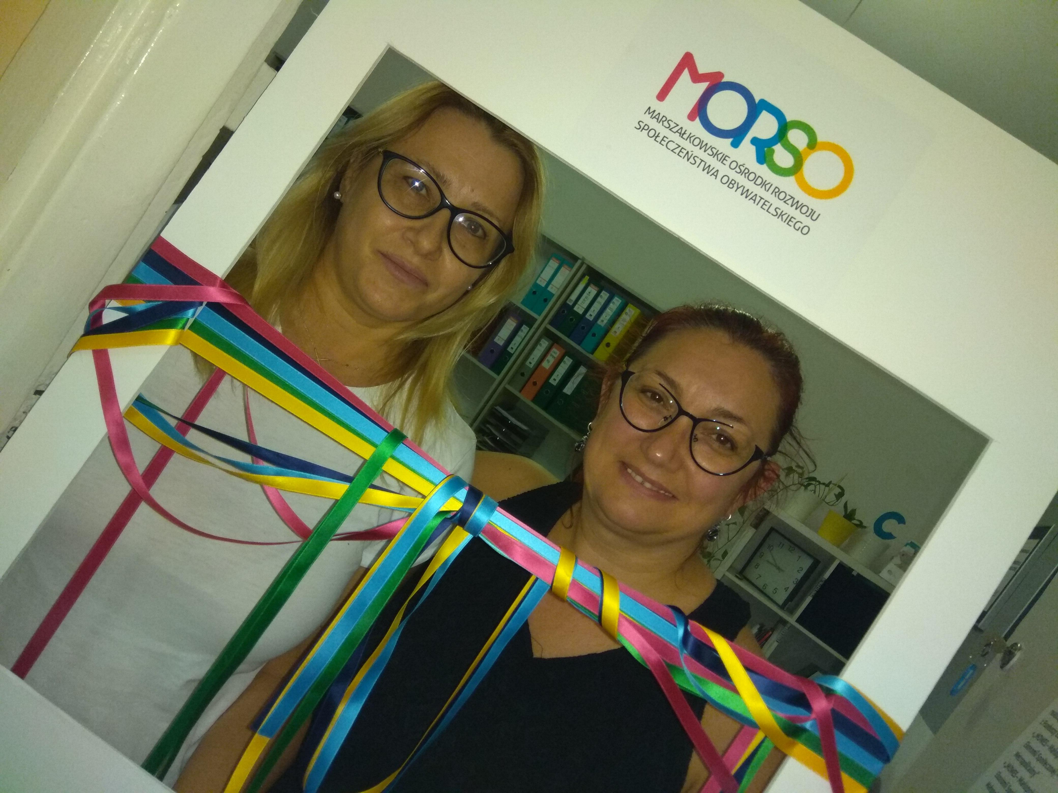 Spotkanie doradcze z Panią Olgą Glińską w nowo otwartym  Marszałkowskim Ośrodku Rozwoju Organizacji Pozarządowych (MORSO) w Krakowie