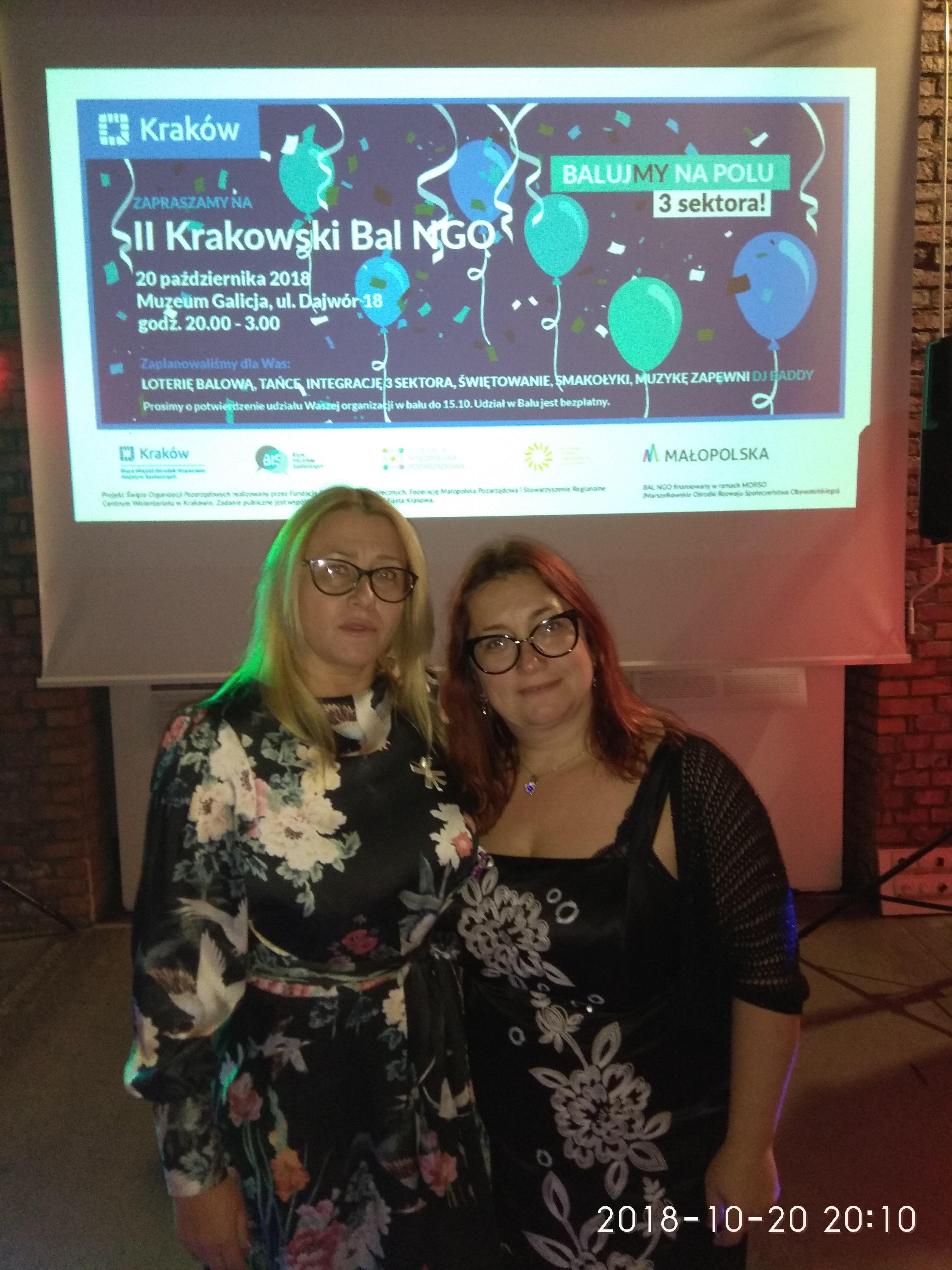 II Krakowski Bal NGO