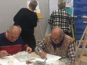 Co ciekawego dzieje się w Klubie Aktywnego Seniora w Krakowie, ul. Drożdżowa 2?