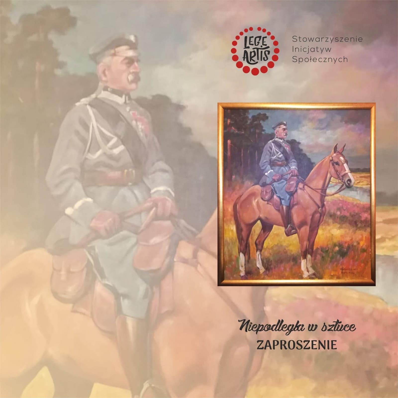 Zaproszenie na wernisaż prac malarskich – 16.11.2018r Kraków