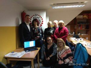 06.02.2019 Otwarcie Centrum Aktywności Seniorów w Swoszowicach
