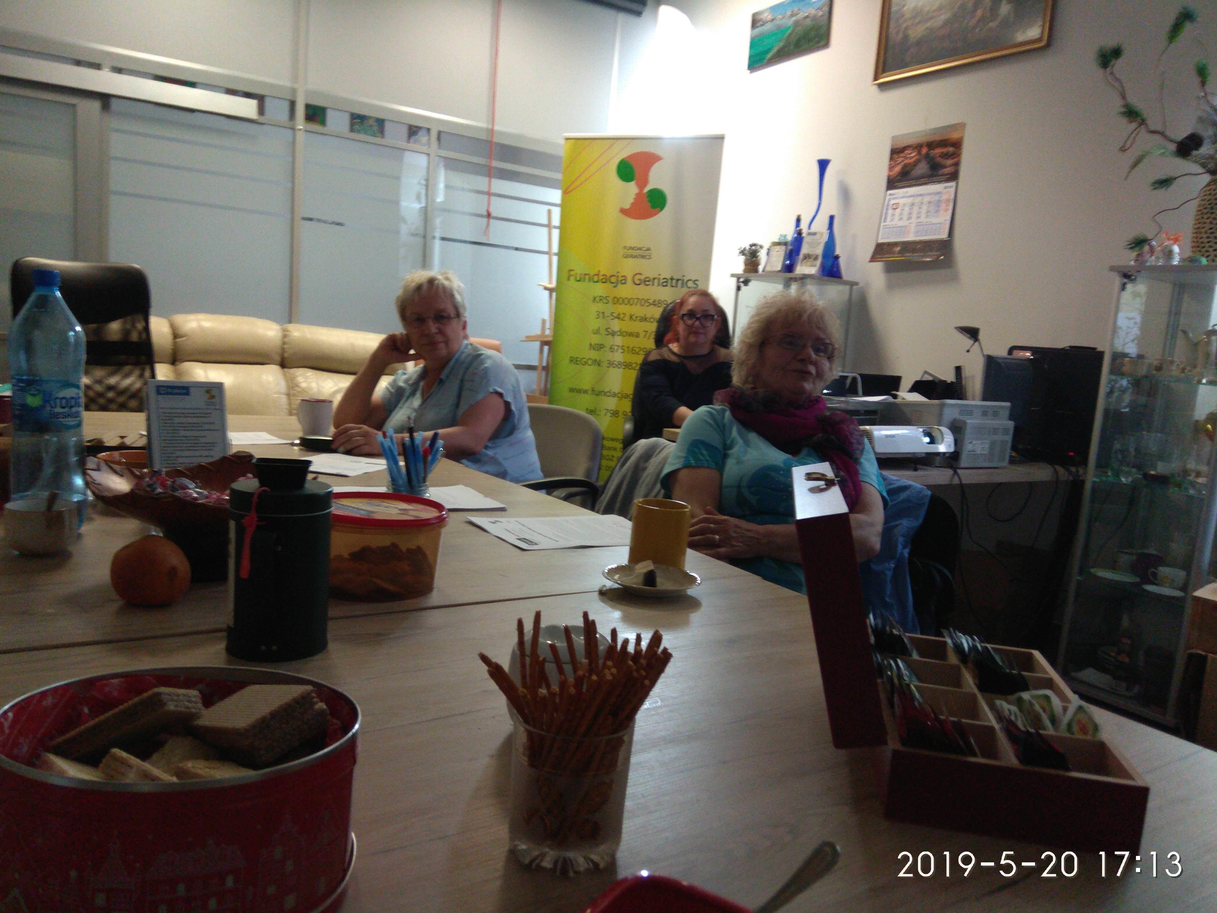 20.05.2019 Warsztaty zdrowego żywienia (zajęcia IV)