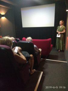 05.06.2019r Filmowy Klub Seniora (zajęcia III)