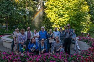04.09.2019r Zwiedzanie Ogrodu Botanicznego w Krakowie.