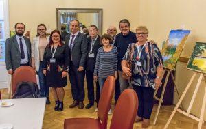 """Relacja z II Krakowskiej Konferencji """"Ludzie Motyle"""", która odbyła się 22.11.2019r w Dworze Czeczów w Krakowie."""