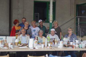 18.07.2020 Spotkanie integracyjne przy grillu