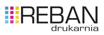 Nowe Logo Drukarnia Reban